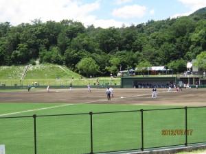 野球観戦!!!