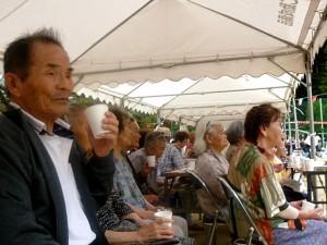 米川小学校運動会に参加して来ました!