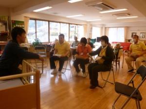 福祉用具の社内研修会