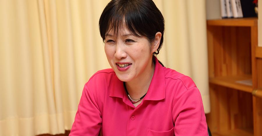 「入居者さんが教えてくれたDT」石東美千子