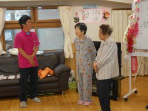 のんびり村 今津 6月入村式