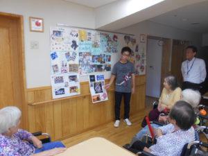 広島国際大学の学生さんが来たよ~(#^.^#)