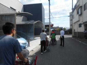 9月5日 市議会傍聴と近所のカフェで昼食(^O^)